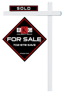King Realty Group Sign